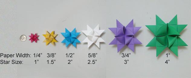 Origami Ninja Star Tutorial | 259x632