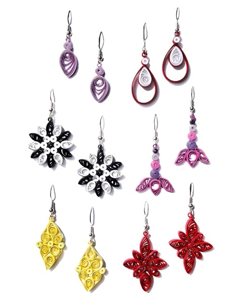 Nothing But Earrings Quilling Kit