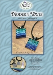 Modern Waves Necklace