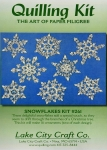 Snowflakes 8 & 16 Count