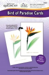 Bird of Paridise Cards