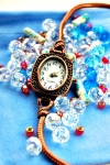 Bronze Square Watch Kit