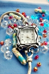 Silver Square Watch Kit