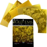 Japanese Origami Paper Gold 6""
